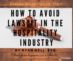 Guest Blog: How to Avoid Employment Lawsuits in the Hospitality Business San Diego Accounting Services