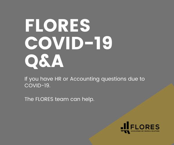 FLORES C-19 Q&A